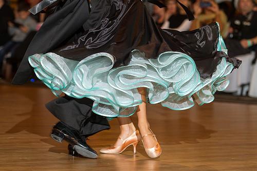 Женская танцевальная обувь для Стандарта