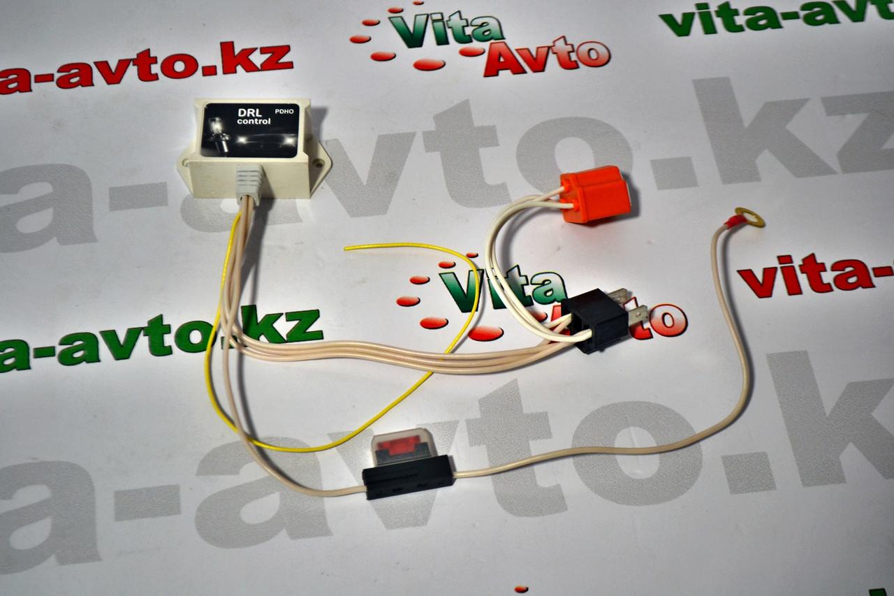 DRL контролер Просто ДХО 3.0 с функцией подсветки дороги к дому