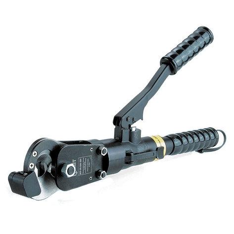 Кабелерез гидравлический для оптоволоконного кабеля с броней, фото 2