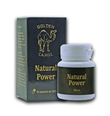 Natural Power (Нэйчерал Пауэр) – капсулы для мужской силы