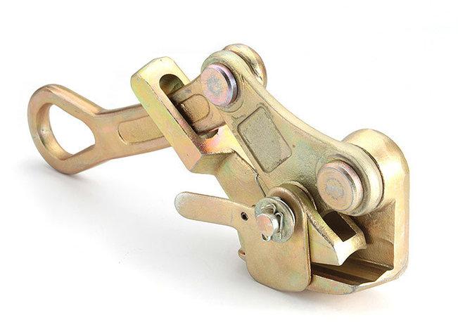 Монтажный зажим (лягушка), подвес оптического кабеля, фото 2