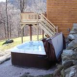 Гидромассажный спа  бассейн Jacuzzi J-355, фото 5