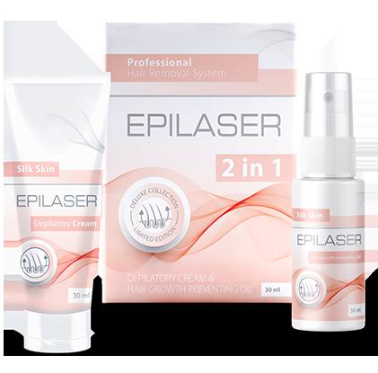 Epilaser (Эпилейзер) - комплекс для депиляции
