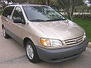 Sienna 10 кузов 1998-2003