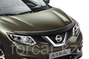 Дефлектор капота SIM  Nissan X-Trail T32 (c 2014 - ) (оригинал) , фото 2