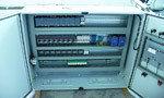 Шкаф управления с регулированием напряжения постоянного тока