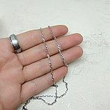 Цепочка серебряная на шею, фото 3
