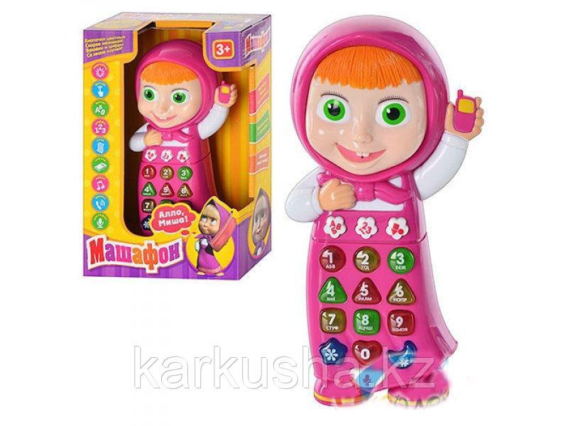 Машафон - интерактивный телефон