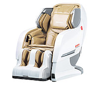 Массажное кресло YAMAGUCHI Axiom YA-6000 Искусственная кожа Бежевый