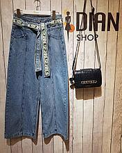 Кюлоты джинсовые Турция