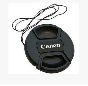 Крышки любого размера на объективы CANON любого размера 40.5/43/49/52/55/58/62/67/72, фото 2