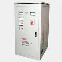 Трехфазные стабилизаторы напряжения электромеханического типа