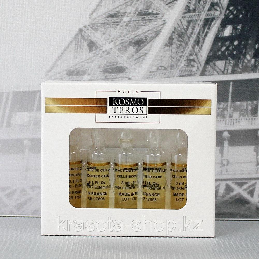 «Anti-age» сыворотка «Cell booster» с олигопептидами сои, 5*3мл