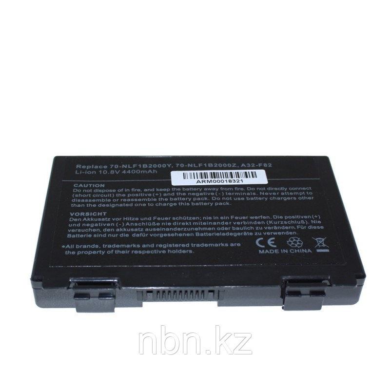 Батарея / аккумулятор A32-F82  Asus K40 / F82 /  X70 / 11.1v-4400mAh