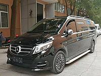Обвес Brabus для Mercedes-Benz V-class W447 (Дубликат), фото 1
