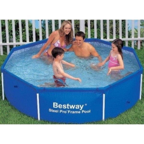 Каркасный бассейн Bestway 56431 (244*61 см)