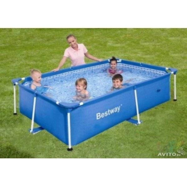 Каркасный бассейн Bestway 56041 (239*150*58 см)
