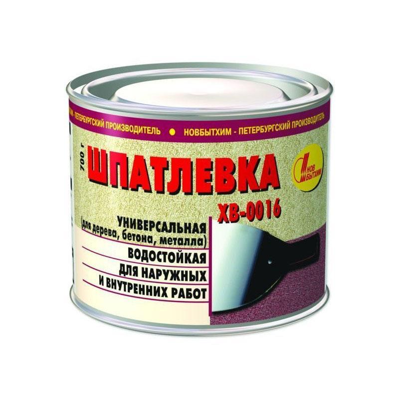 Шпатлевка XB-0016 0.7кг