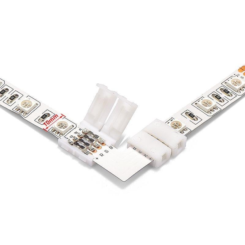 Штекер для светодиод.ленты(3528)