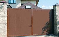 Ворота в дом в Алматы, фото 1