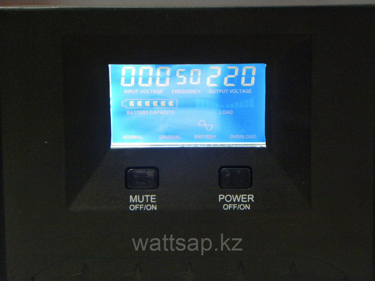 Инвертор преобразователь напряжения 12 220 1200 Вт NB50112