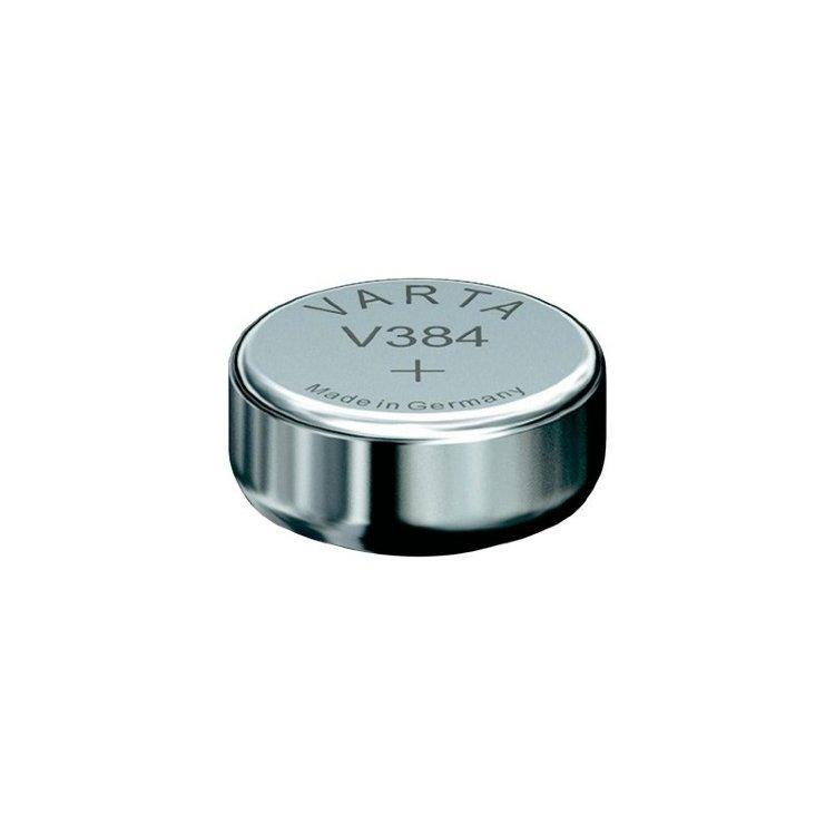 Часовая батарейка V384-SR41