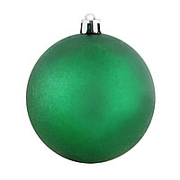 Шары елочные зеленые