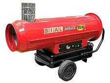 Запасные части к дизельным тепловым пушкам Sial