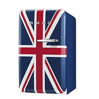 Отдельностоящий минибар, британский флаг, стиль 50-х гг. Smeg FAB5LUJ