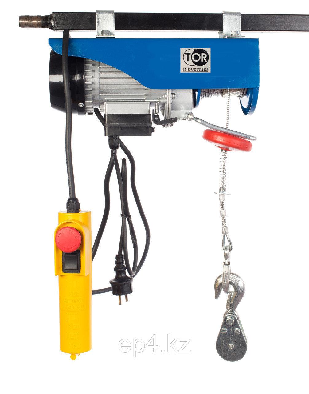 Таль электрическая стационарная модель РА 200/400-12/6