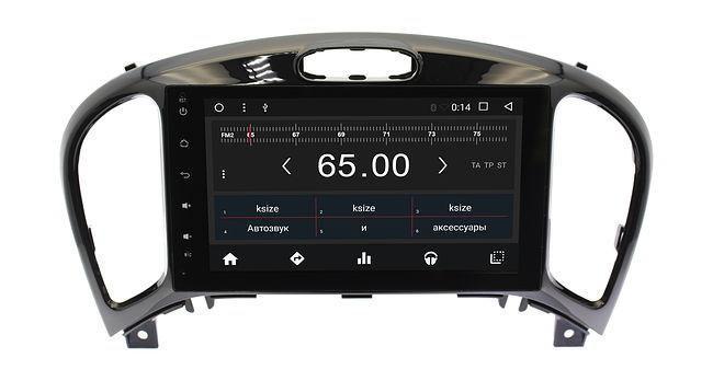 Штатная магнитола Autoline Nissan Juke 2011 +