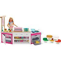 """Barbie набор """"Большая супер кухня Барби"""", фото 1"""