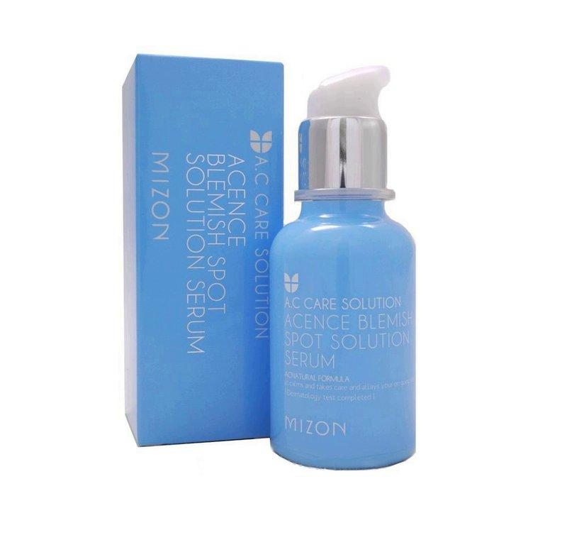 Сыворотка -спот (для проблемной кожи) Mizon Acence Blemish Spot Solution Serum 30ml.
