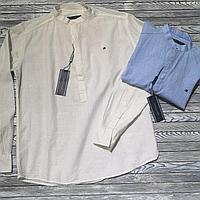 Льняная рубашка, фото 1