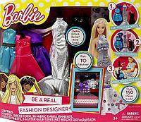 Одежда для кукол Барби Barbie. Большой набор для творчества, фото 1