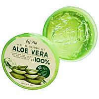 Гель для лица и тела Esfolio Moisture Soothing Gel Aloe Vera 100% 300ml.