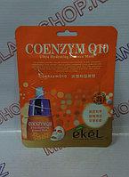 Ekel - Омолаживающая тканевая маска с коэнзимом Q10