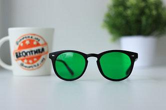 Очки Глаукомные (зеленые)