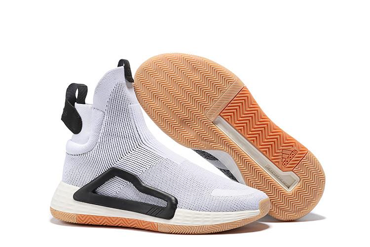 Баскетбольные кроссовки Adidas N3XT L3V3L  ( Next Level ) White