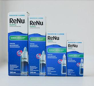 Растворы для линз, системы очистки линз