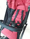 Топовая коляска Babytime. Коляска для путешествий. Оригинал, фото 5