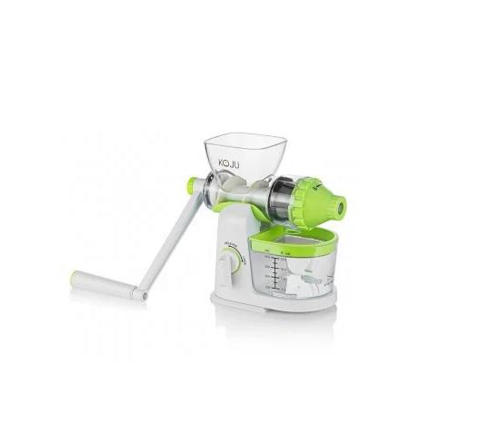 KOJU Manual Juicer - механическая соковыжималка Для твердых яблок