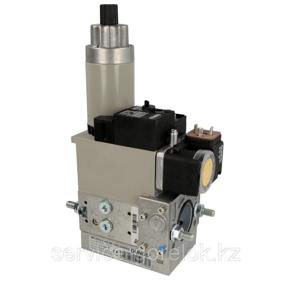 Газовый мультиблок DUNGS MB 412/2 - RT 20