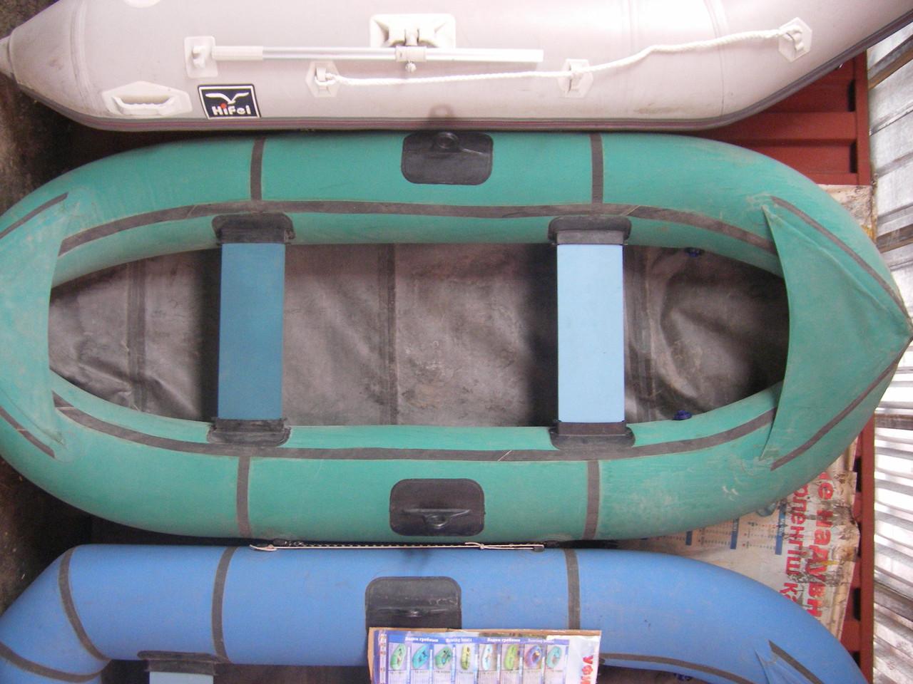 Лодка из пвх уфимка 22 - фото 1