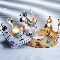 Корона короля и королевы, 17см, фото 1
