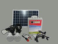 Мини-электростанция с солнечной панелью Solar Energy Kit, фото 1