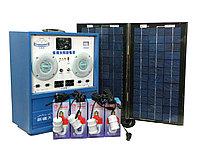 Солнечная мини-электростанция, панель 30Вт, АКБ 40Ач , фото 1