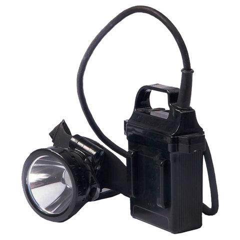 Фонарь ручной/налобный с мощным аккумулятором KMS KM-202/203/206 (KM-202 (налобный))
