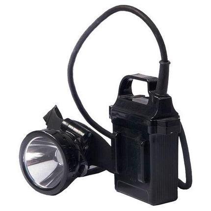 Фонарь ручной/налобный с мощным аккумулятором KMS KM-202/203/206 (KM-202 (налобный)), фото 2