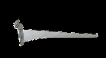 Полкодержадель для стекла 300мм на эк/пан